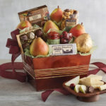 Hand picked Royal Rivera Pears, Chocolate Covered Cherries, Sharp Cheddar And So Much More