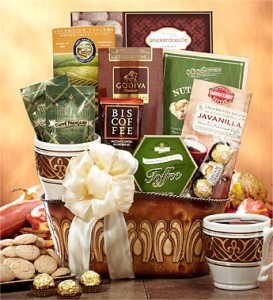 Warmest Regards Autumn Gift Basket