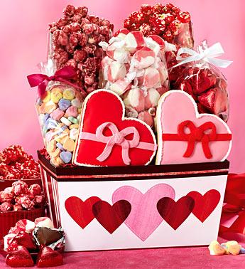 Valentineu0027s Day Gift Basket Party. 3 Prizes!    1800Baskets.com1800Baskets.com