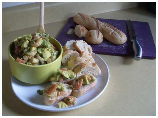 Summer Shrimp Salad Recipe