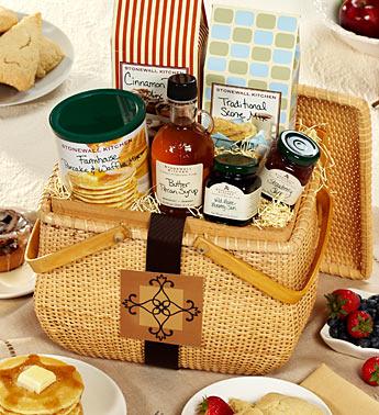 Stonewall Kitchen® Breakfast Gift Basket