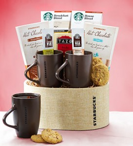 Starbucks Deluxe Coffee for Two $59.99; Product Code:94877