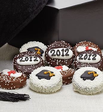 chocolate covered oreos graduation gift idea