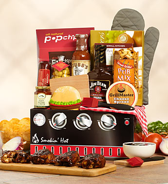 classic bbq gift set for dad