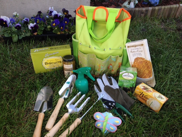 Gardening Gift Basket Ideas gardener gift basket hose zip tied together to make the basket filled with Gourmet Garden Tote With Tools Gift Basket