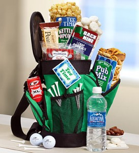 golf tote gift for fathers day