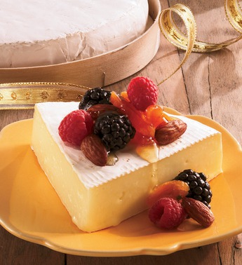 Creamy Brie Cheese