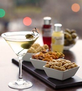 It's 5 O'Clock Somewhere Martini Mixer Market Box