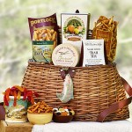 Fisherman Gift Basket