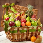 1800baskets Orchard Indulgence Basket