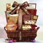 1800baskets Thank You Deluxe Balsam Basket