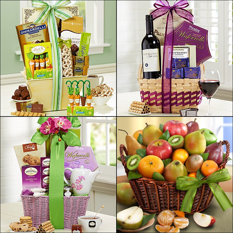 Festive Easter Gifts For All Ages 1800baskets