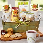 Gift Basket with Tea