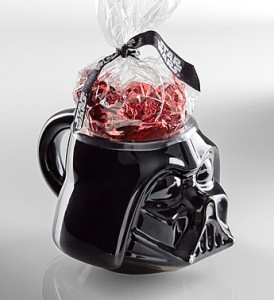 Black Star Wars Mug from 1800Baskets