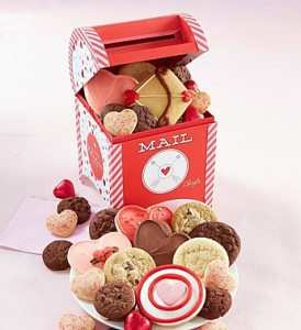 Cheryl's Valentine's Mailbox with Treats