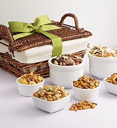 Sweet vs Savory Showdown Snack Basket