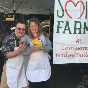 Smile Farms at community Bridge Builders