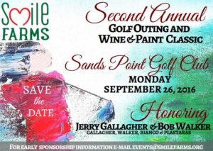 golf outing, wine and paint event