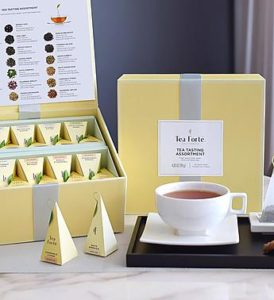 Divine collection for tea connoisseurs